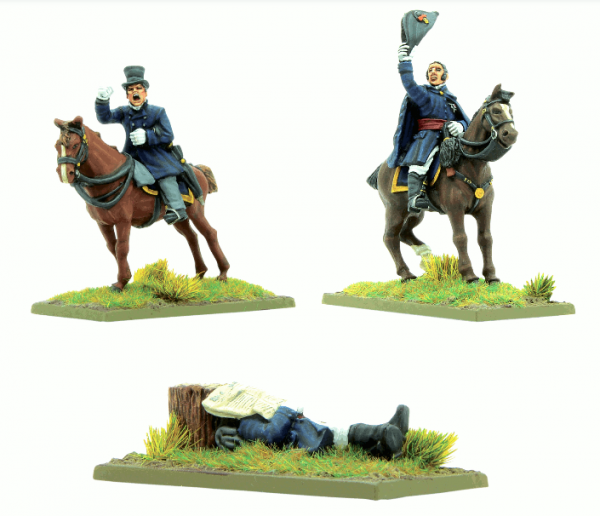 Black Powder (Napoleonic Wars): Wellington & Picton (Waterloo)