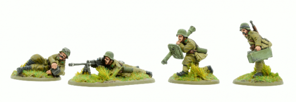 Bolt Action, 2nd Edition: Hungarian Army Anti-tank Teams