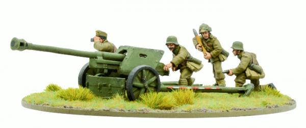 Bolt Action, 2nd Edition: Hungarian Army Pak 40 Anti-tank Gun
