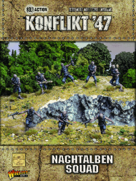 Bolt Action (Konflikt '47): Nachtablan Squad