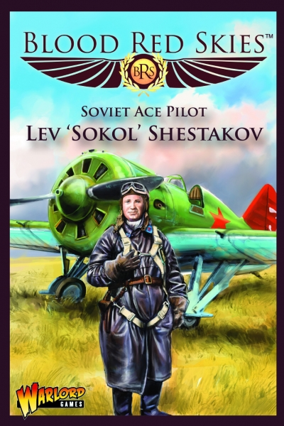 Blood Red Skies: Polikarpov I-16 Ace: Lev 'Sokol' Shestakov