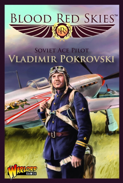 Blood Red Skies: Yak-1b Ace - Vladimir Pokrovsky