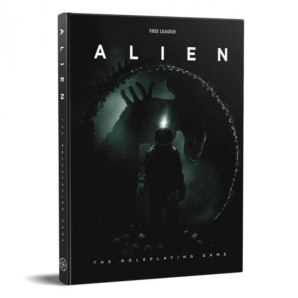 ALIEN RPG: Core Rulebook (HC)