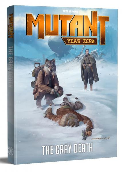 Mutant Year Zero RPG: The Gray Death
