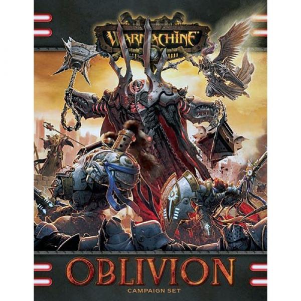 Warmachine: Oblivion Campaign Set