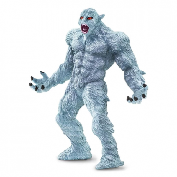 Mythical Realms: Yeti