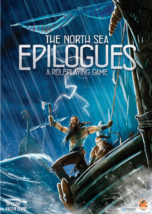 The North Sea Epilogues RPG: Core Rulebook