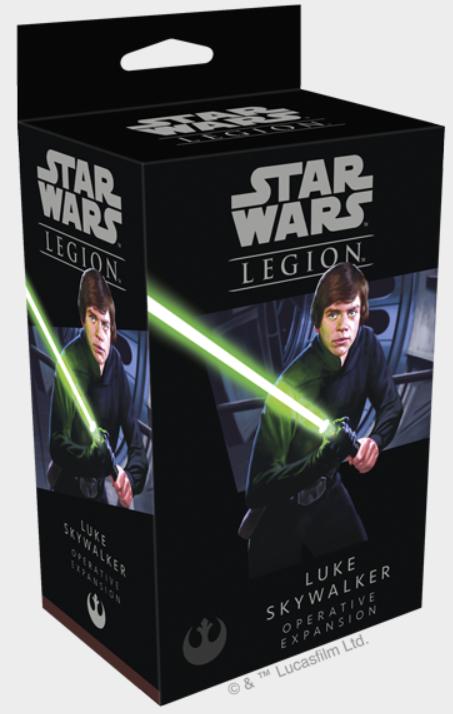 Star Wars: Legion - Luke Skywalker Operative Expansion