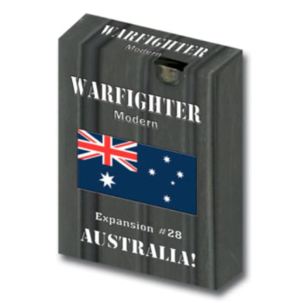 Warfighter Modern: Expansion 28 - Australia