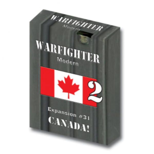 Warfighter Modern: Expansion 31 - Canada #2