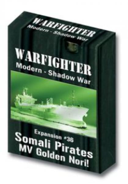 Warfighter Shadow War: Expansion 36 - MV Golden Nori