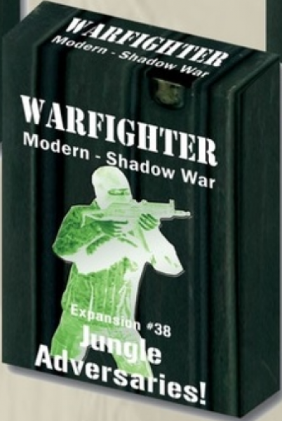Warfighter Shadow War: Expansion 38 - Jungle Adversaries