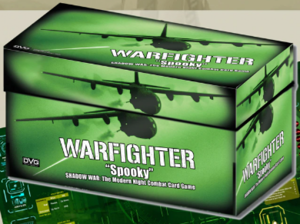 Warfighter Shadow War: Expansion 42 - Spooky Crate