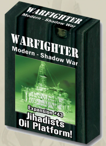 Warfighter Shadow War: Expansion 43 - Jihadists Oil Platform