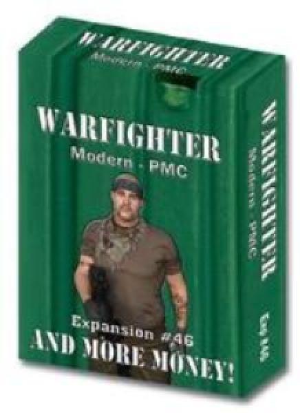 Warfighter Private Military Contractor (PMC): Expansion #46 And More Money
