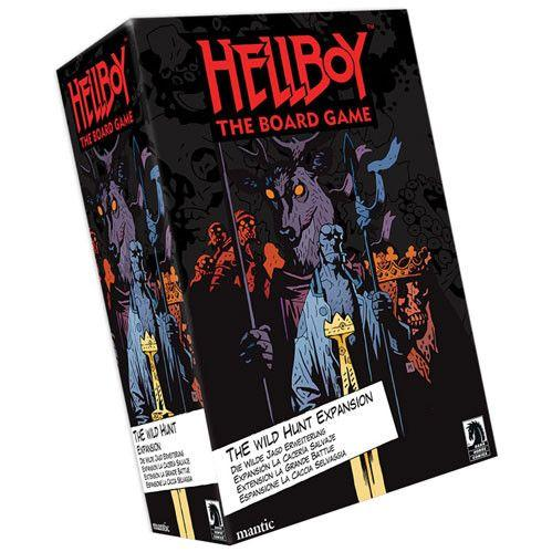 Hellboy the Boardgame: The Wild Hunt Expansion