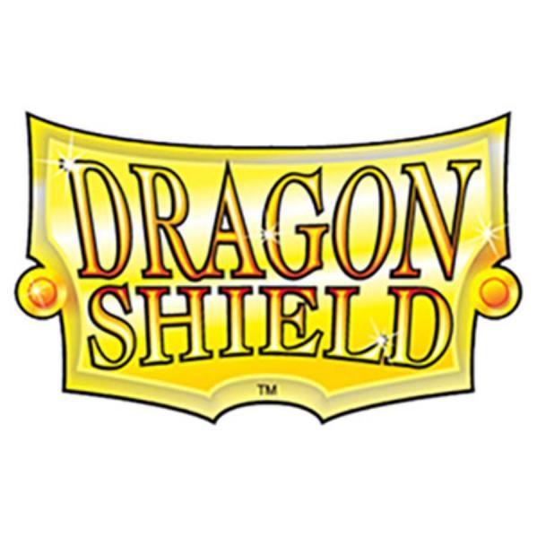 Dragon Shield Art Sleeves: Matte Non-Glare Silver (100 Sleeves)
