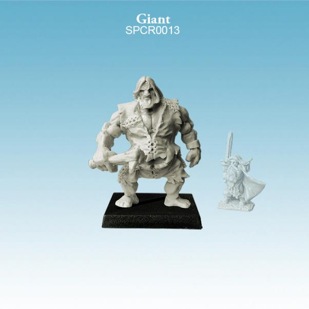 Argatoria 10mm scale - Giant