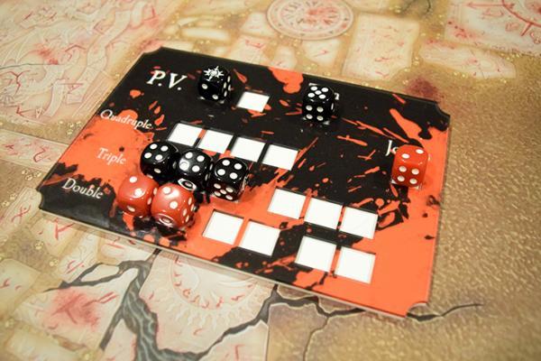 (Accessory) Chaos Arena Control Console
