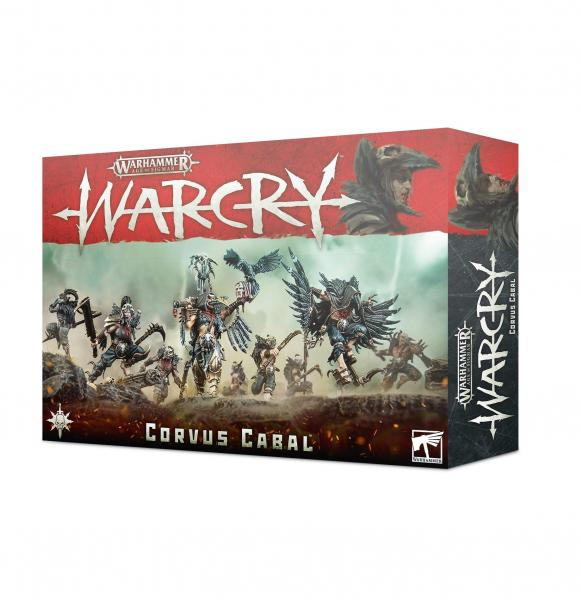 Age of Sigmar: Warcry Warband - Corvus Cabal