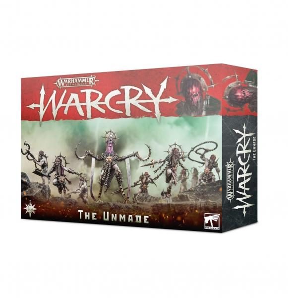 Age of Sigmar: Warcry Warband - The Unmade