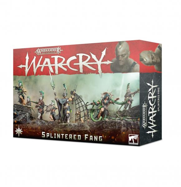 Age of Sigmar: Warcry Warband - The Splintered Fang