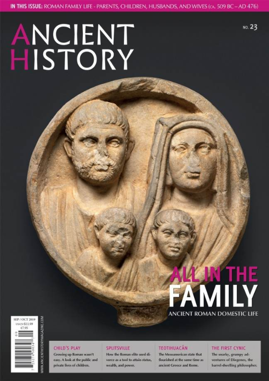 Ancient History Magazine: Issue #23