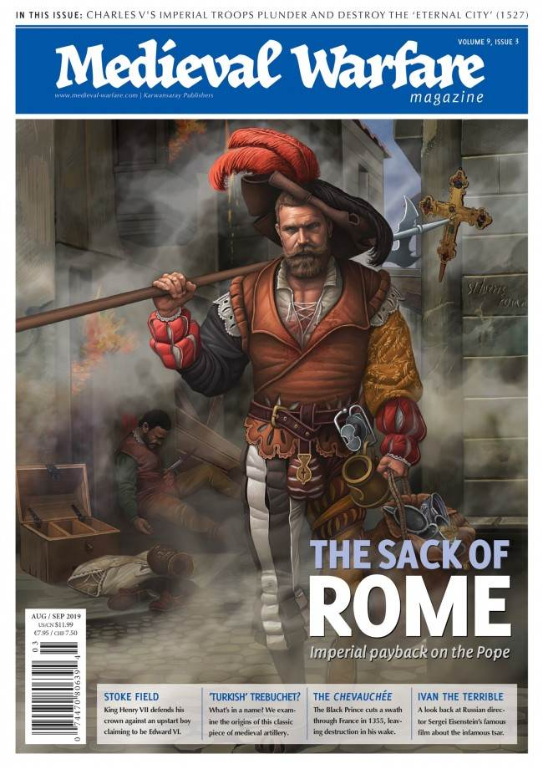 Medieval Warfare Magazine: Volume 9, Issue #3