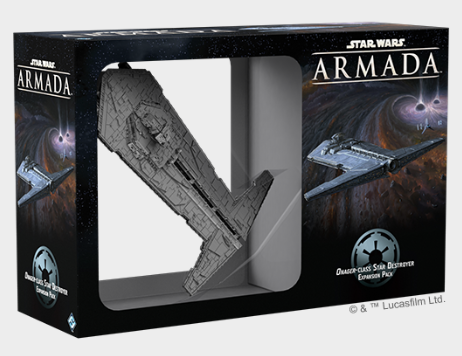 Star Wars Armada: Onager-class Star Destroyer Expansion Pack