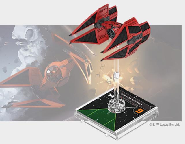 X-Wing 2.0: Major Vonreg's TIE Expansion Pack