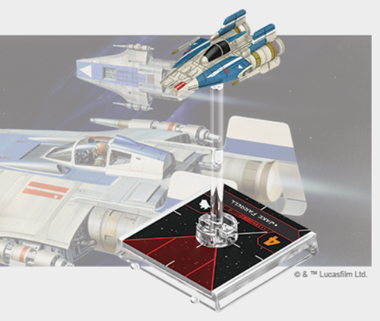 X-Wing 2.0: RZ-1 A-Wing Expansion Pack