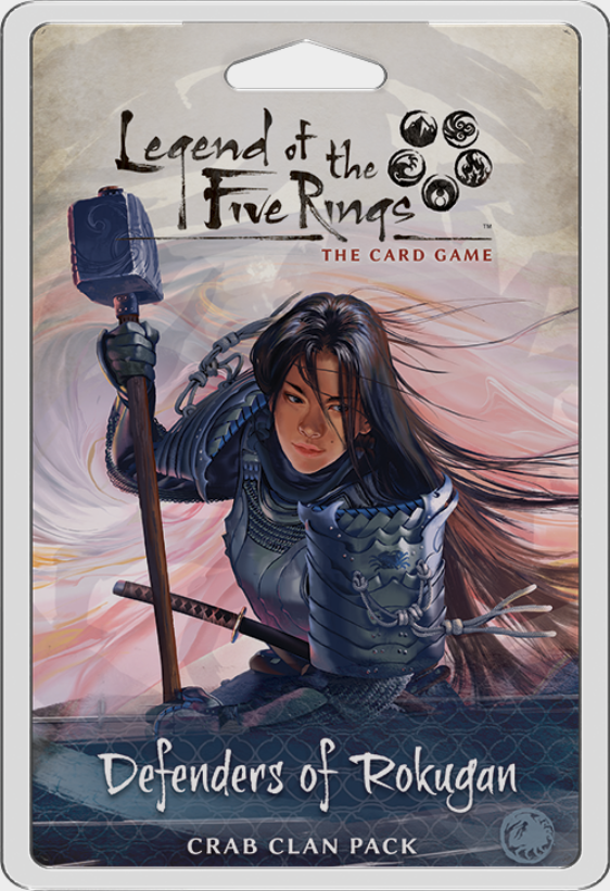 Legend of the Five Rings LCG: Defenders of Rokugan Pack