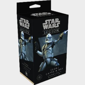 Star Wars: Legion - Clone Captain Rex Commander Expansion