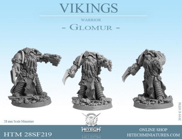 HiTech Miniatures: (Vikings) Glomur