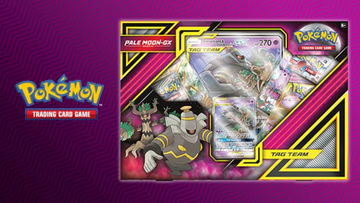 Pokemon CCG: Pale Moon-GX Box (1)