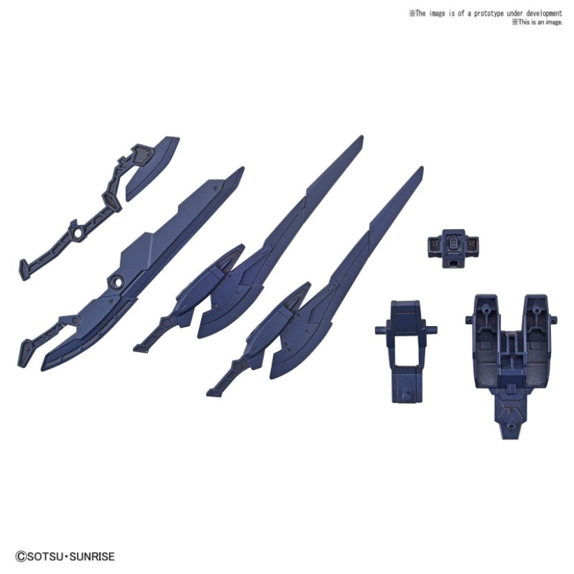 #03 Marsfour Weapons ''Gundam Build Divers RE:Rise'', Bandai Spirits HGBD:R 1/144