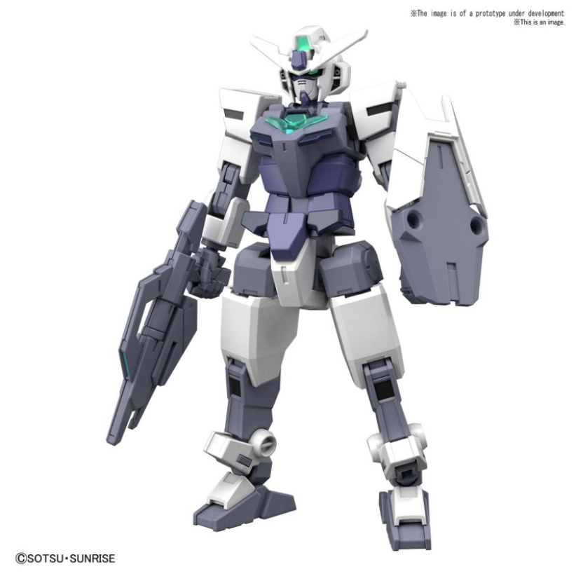 #07 Core Gundam (G3 Color) & Veetwo Unit ''Gundam Build Divers RE:Rise'', Bandai Spirits HGBD:R 1/14