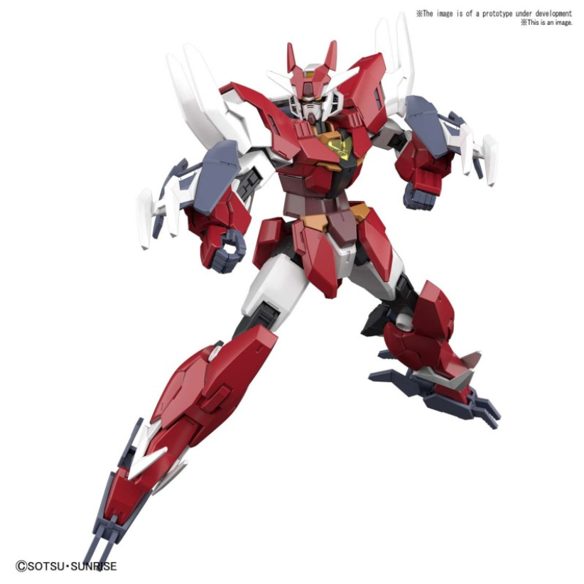 #08 Core Gundam (Real Type Color) & Marsfour Unit ''Gundam Build Divers RE:Rise'', Bandai Spirits HG