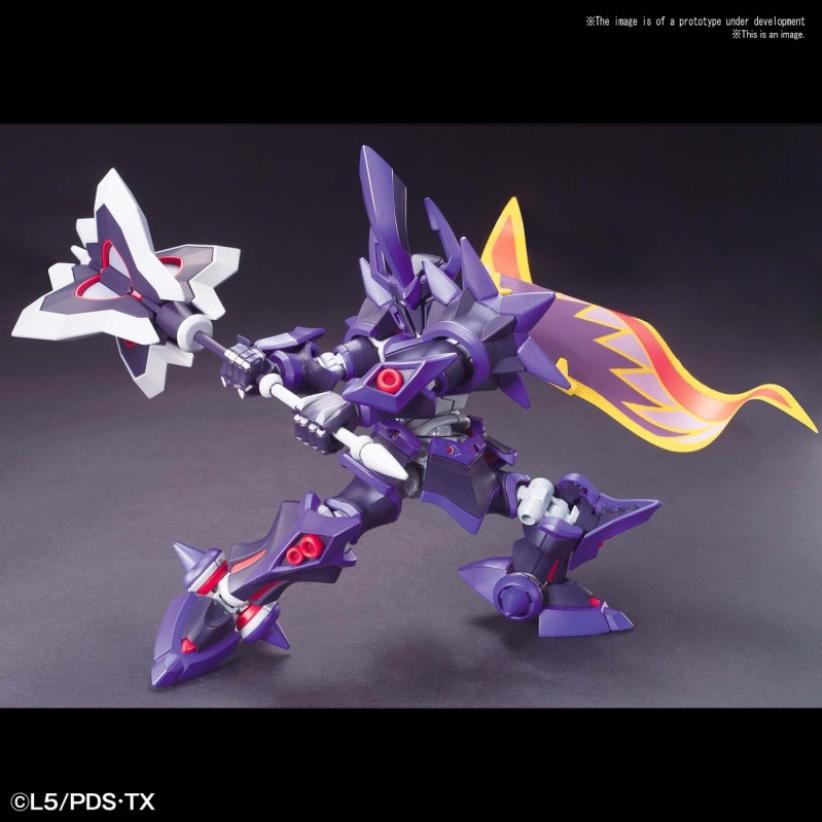 #2 Hyper Function LBX Emperor ''Little Battlers eXperience'', Bandai Spirits LBX