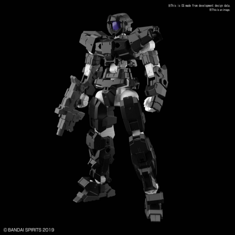 #13 Eexm-17 Alto Black ''30 Minute Missions'', Bandai Spirits 30 MM