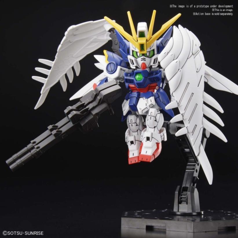 #13 Wing Gundam Zero EW ''Gundam Wing: Endless Waltz'', Bandai Spirits SDCS