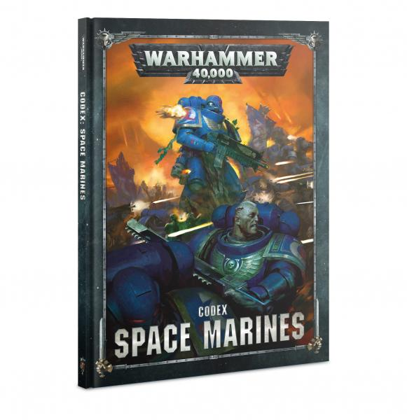 WH40K: Space Marines Codex (2019) (HC)