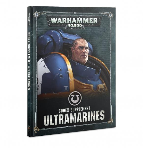 WH40K: Ultramarines Codex (2019) (HC)