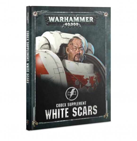 WH40K: White Scars Codex (2019) (HC)