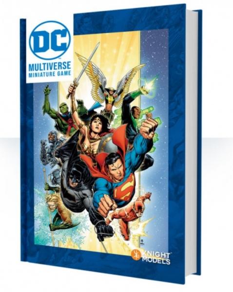 DC Universe: Core Rulebook (HC)