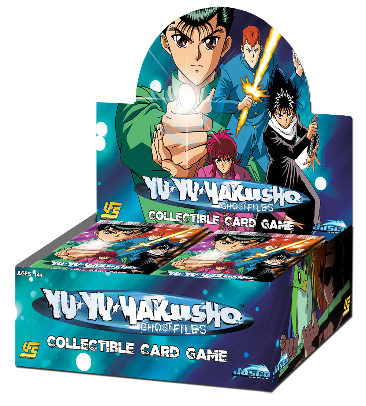 UFS CCG: Yu Yu Hakusho Booster Pack (1)
