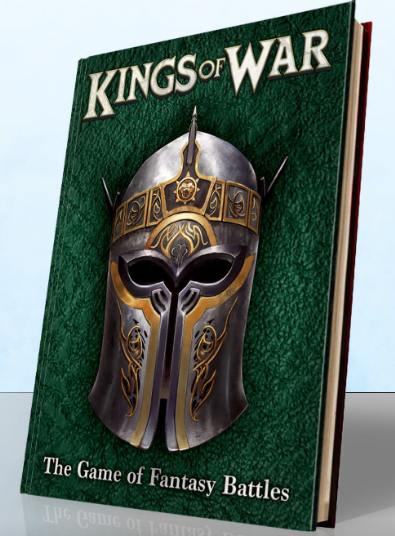 Kings of War: 3rd Edition Rulebook (HC)