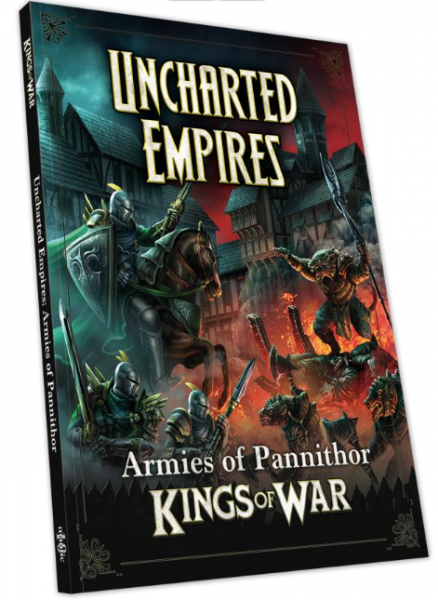 Kings of War: 3rd Edition - uncharted empires