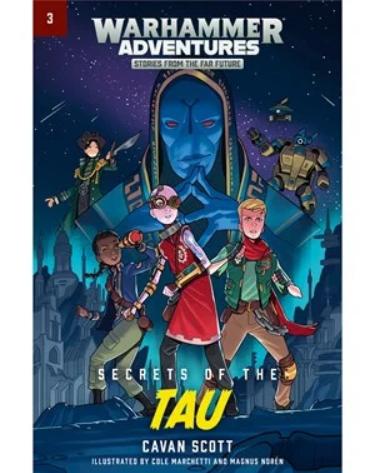 Warhammer 40K: (Novel) Warped Galaxies - Secrets of the Tau