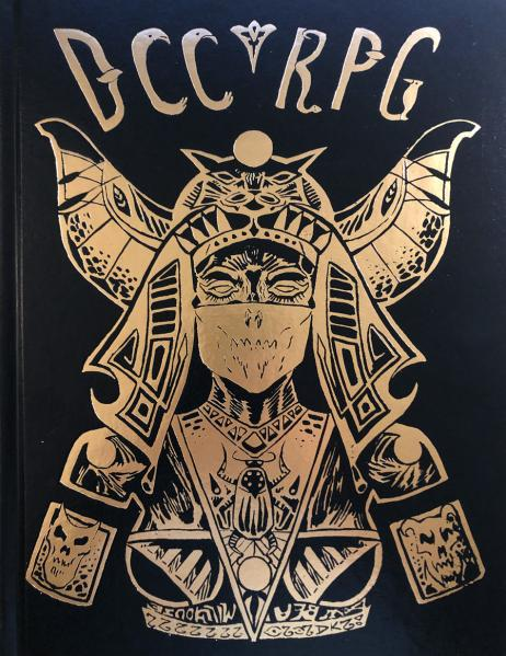 Dungeon Crawl Classics RPG: Egyptian Lich Edition